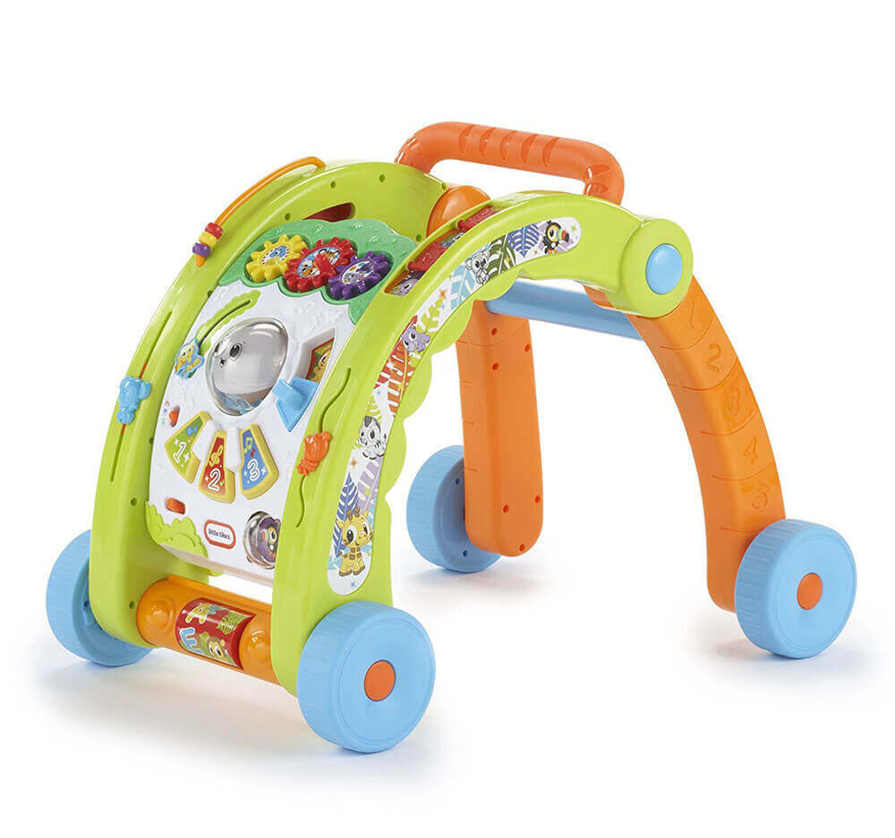 Image of Little Tikes 3-in-1 Activity Walker on white background