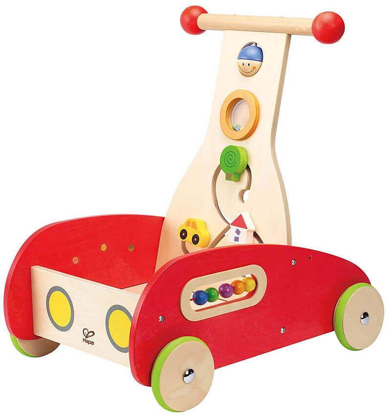 Image of Hape Wonder Toddler Walking Toy on white background