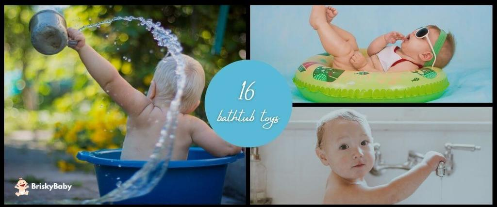Baby bathtub toys