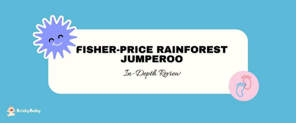 Fisher price rainforest jumperoo benefits